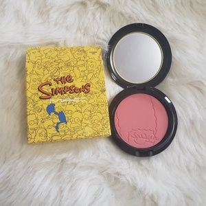 M.A.C cosmetics The Simpsons blush - Sideshow you